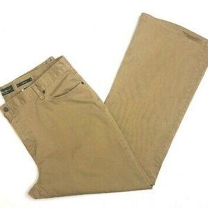 Eddie Bauer Twill Stretch Jeans 18 P